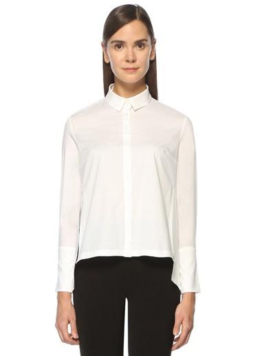 İngiliz Yaka Uzun Kollu Gömlek-Gravitas